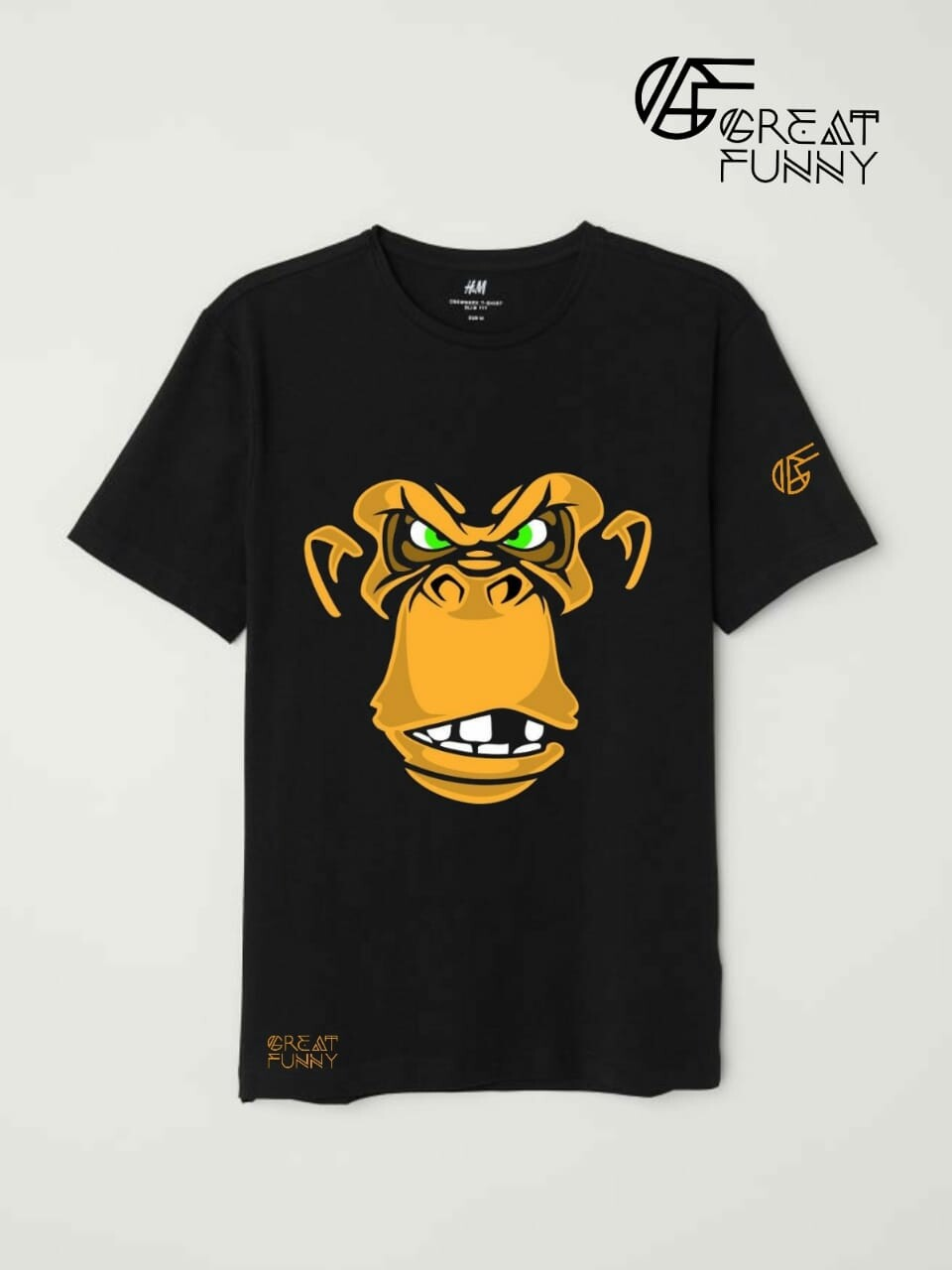 T-Shirts Mono-Cuco