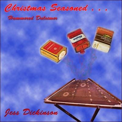Christmas Seasoned Hammered Dulcimer