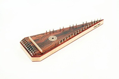 Super Exotic Concert Bowed Psaltery