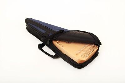 Custom Padded Psaltery Case