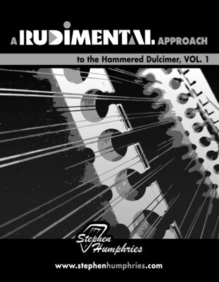 A Rudimental Approach to the Hammered Dulcimer, Vol. 1 (Book & CD)