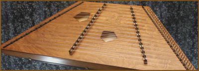 SPECIAL!  Songbird Phoebe Hammered Dulcimer Premium-Accessory Package Deal