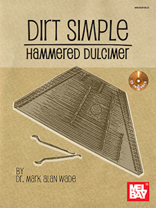 Dirt Simple Hammered Dulcimer - Book and CD download