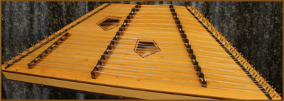 17/16/8 Warbler Hammered Dulcimer Premium Accessory Package