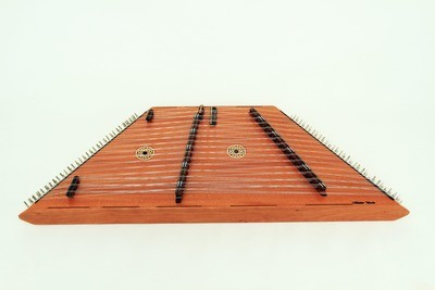 Master Works Bantam Weight Hammered Dulcimer 16/15