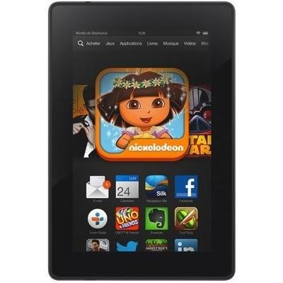 """Remplacement Ecran complet (Ecran + vitre tactile) Amazon Kindle Fire HD 7 """""""