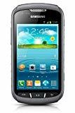 Remplacement Vitre tactile SAMSUNG GALAXY XCOVER 2 GT S7710 Noir