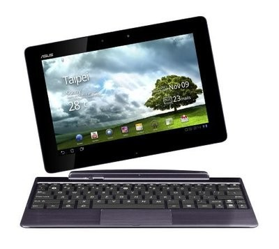 Remplacement vitre tactile tablette ASUS Asus EeePad Transformer  TF201