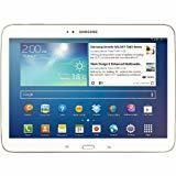 """Remplacement Ecran + Vitre tactile Samsung Galaxy Tab 3 10.1"""" P5200 3G P5210 WIFI Couleur : Noir - Blanc"""