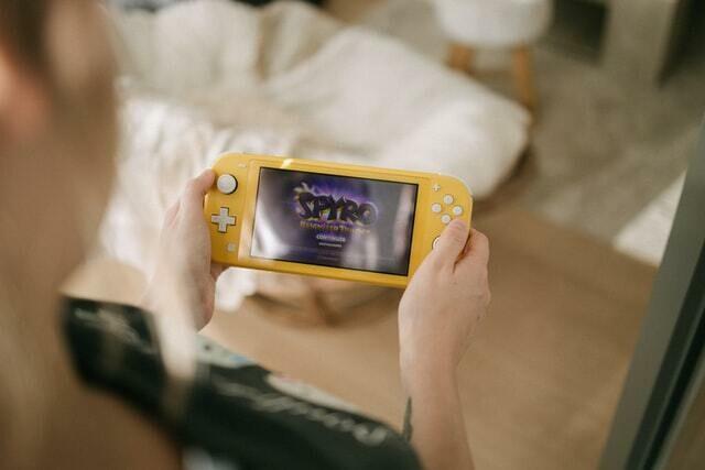 Reparation Vitre tactile Nintendo Switch Lite