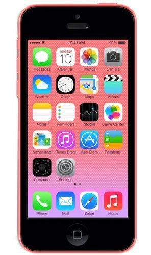 Desoxydation iPhone 5C