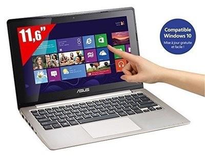 """Reparation : Remplacement Vitre tactile ASUS VivoBook S200 S200E 11.6"""""""