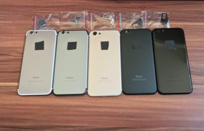 Remplacement Châssis iPhone 6 >>>>Châssis 7|Transformation