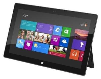 Remplacement Ecran Vitre tactile Complet Microsoft Surface RT
