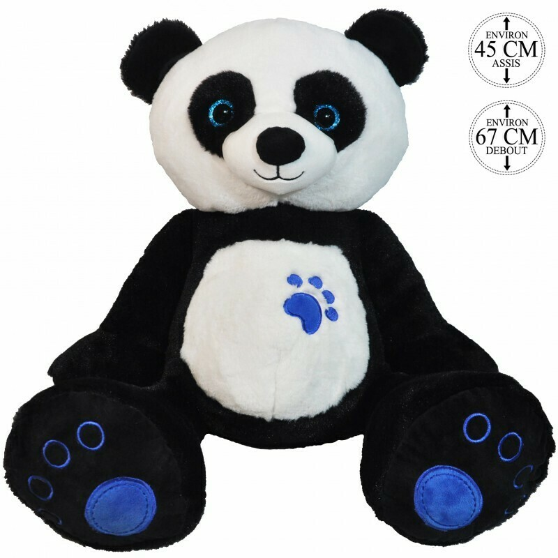 Panda de 67 cm.