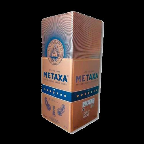 Бренди Metaxa 3 литра