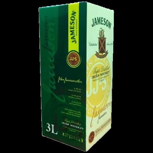 Виски Джемесон (Jameson) 3 литра