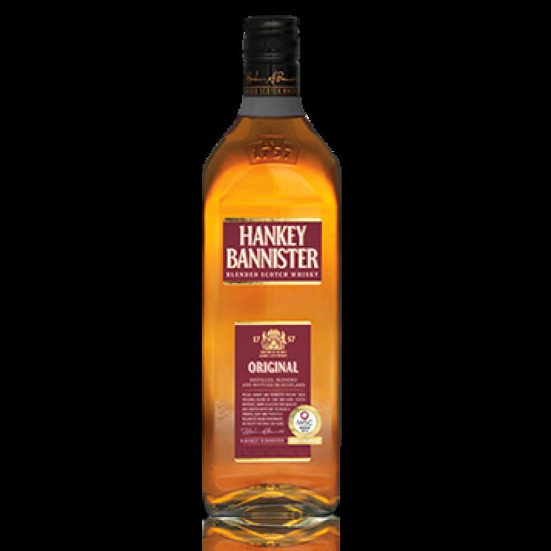 Виски Hankey Bannister Original 1л 40%
