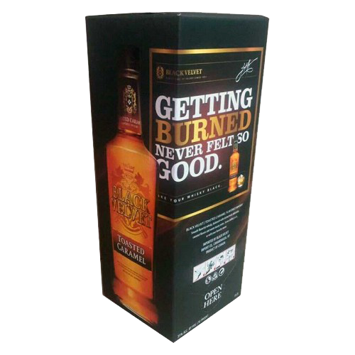 Виски Black Velvet Caramel 2 литра