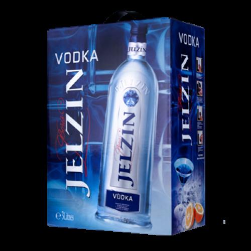 Водка Борис Ельцин 3 литра