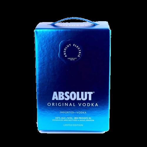 Водка Absolut Blue 3 литра