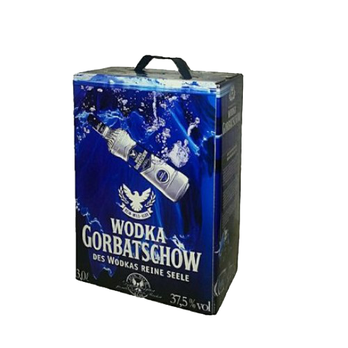 Водка Gorbatschow 37% 3 литра