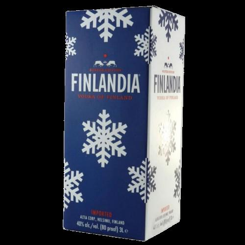Водка Финляндия 3 литра