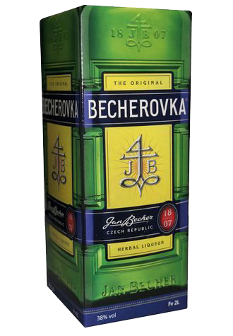 Ликер Бехеровка 2 литра