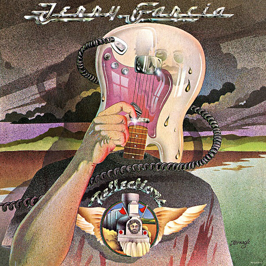 """How to Play - """"Comes a Time"""" - Jerry Garcia - """"Reflection"""" album - all guitar solos w TAB"""
