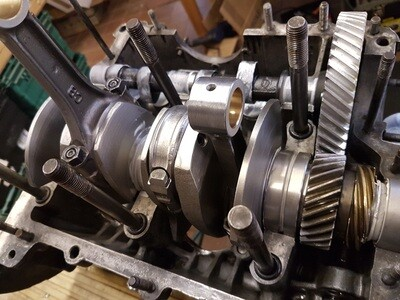 1956cc Stroker Engine - Get in touch to book a build of your choice