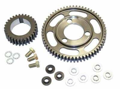 Camshaft Gear Set Straight Cut Adjustable Steel