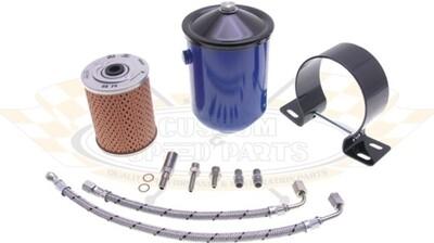 Flat4 Fram Style Oil Filter Kit