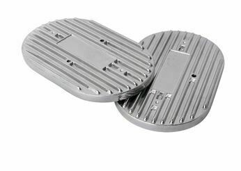 3300 Aluminum Air Filter Top - IDF & DRLA (each)