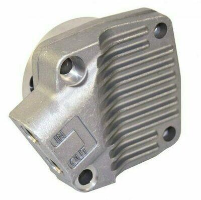 Filter Flow Oil Pump, thru 70, with Flat Cam Gear, Each