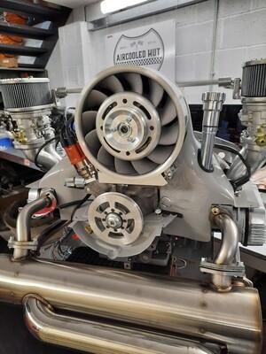 2110cc Porsche Cooling Engine. All new parts