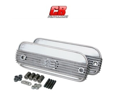 1697 CB Bolt-On Valve Covers - 914 & Type-4 (set of 2)