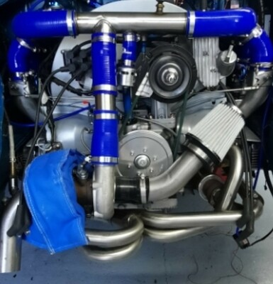 1776cc Turn key engine with Super charger (1835cc or 1915cc also available)