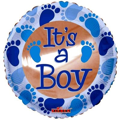 Foil Balloon ITS A BOY