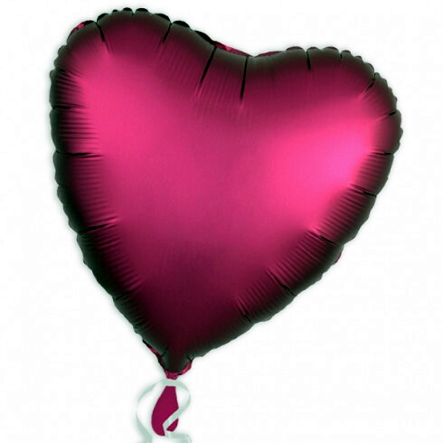Foil Balloon Red