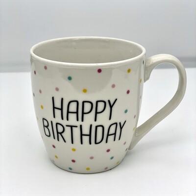 Coffee Mug Happy Birthday