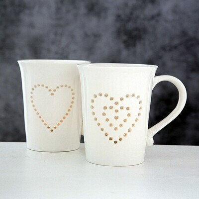 Coffee Mug Heart