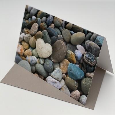 Greeting Card - Stones