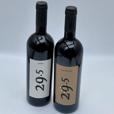 29.5 Hilberg-Pasquero Vino Rosso L2odiciassette per Bernardo Frucci
