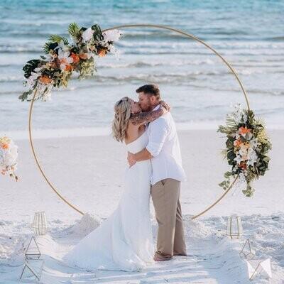 Wedding Circle metal