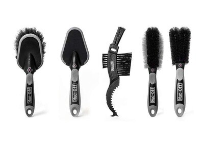 Kit 5 Brosses