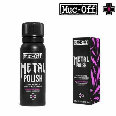 Metal Polish 100ml