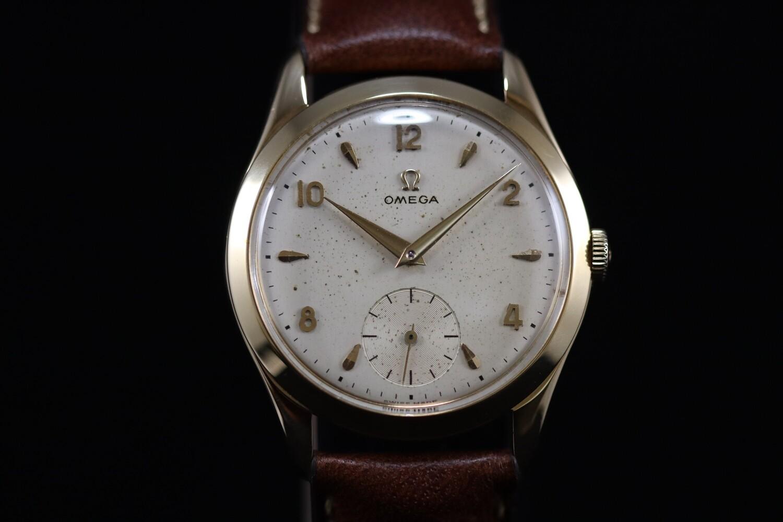 Omega Vintage Jumbo 2619 18CT