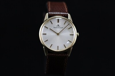 Jaeger LeCoultre Gold 18ct