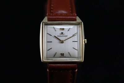 Jaeger LeCoultre Square Gold 18ct