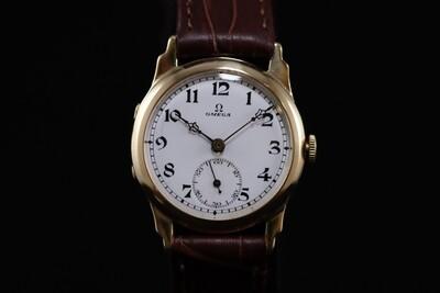 Omega Vintage Gold 18ct